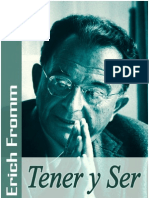 Erich Fromm - Tener y Ser