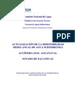DR 3214 Aguanaval