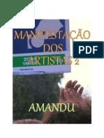 MANIFESTAÇÃO DOS ARTISTAS 2
