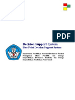 Decision Support System DIKNAS
