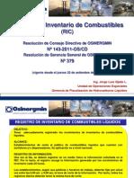 Presentacion Registro Inventario Combustibles Rev2