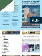 Gaceta Cultural Caracol y Viento 17-09-2012