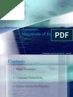 Tsunami Causes