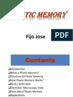 Plastic Memory
