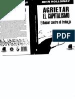 Agrietar el capitalismo. El hacer contra el trabajo