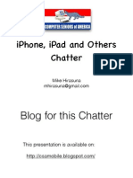 iPhone & iPad Chatter 121025