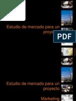 PRESENTACIÓN DE MERCADO