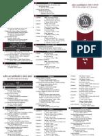 Programación IBO León y Cistierna - 2012-2013