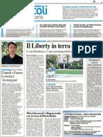 12.10.2012, 'Il Liberty in Terra Di Romagna', Il Resto Del Carlino Ravenna