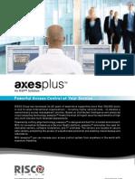 AxesPlus Brochure En