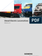 Diesel-Electric Loco-Reference List En