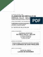 20071121 IV Festival Teatro Clasicos SXX