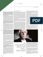 La conciencia infeliz en Kjell Askildsen