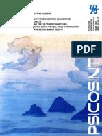 Psychosynthesis Magazine - n. 17 April 2012