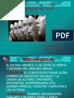 EXPLOTACIÓN SEXUAL DE NIÑOS, NIÑAS Y ADOLESCENTES Y TRATA DE PERSONAS - María Eugenia Villareal