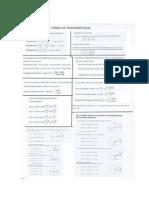 Formulas y Ejercicios Trigonometria