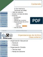 Organizacion de Archivos (Parte II)