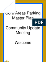 Cambridge Parking Meeting Display Boards Oct 2012