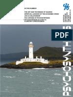 Psychosynthesis Magazine - n. 18 October 2012