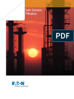 Eaton ClearAmine™ - A Clean & Safe Solution for Amine Filtration