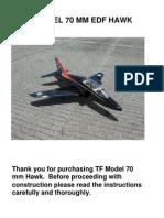 TF 70mm BAe Hawk