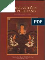 Pure Land Zen Zen Pure Land Letters From Patriarch Yin Kuang