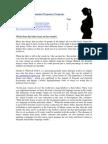 Tomatis Pregnancy Program