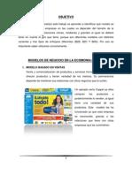 Modelos de Negocio en La Ecomonia Digital Alex