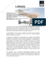 Metropol Parasol Texto
