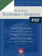 Revista de Economía y Derecho 36