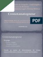 Cronotanatognose & Álcool e Outras Drogas 2