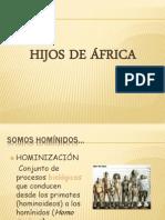 2.6 Hijos de África