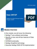 Module 02_Data ONTAP
