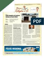 Marau Religião e fé Jornal Folha Regional - Edição de 24_10_2012