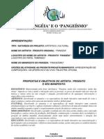 PANGÉIA' E O 'PANGEÍSMO