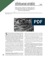 La Agricultura Urbana y Peri-Urbana