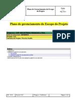 Plano de Gerenciamento Do Escopo Projeto CLF