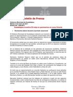 04-01-2011 Guadalajara invertirá 50 mdp en pavimentos en zona Oriente