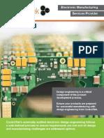 ControlTek - Design Engineering Brochure