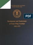Development & Employment of Fixed-Wing Gunships 1962-1972