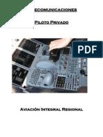 Telecomunicaciones - Piloto Privado