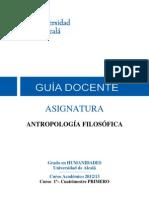Antropologia Guia