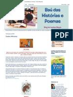 Baú das Histórias e Poemas_ Contos Africanos