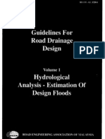 20669445 Guideline for Road Drainage Design