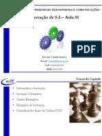 Aula 21 - Capitulo 07 - PDSI - Aula 01 - Inovação