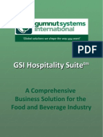 Gumnut Systems International - Hospitality Suite