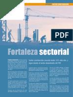 Especial Sector Construcción - Fortaleza Sectorial