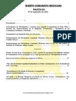 Boletín MCM, Edición 2012, Septiembre_001