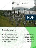 Ppt Earthing Switch
