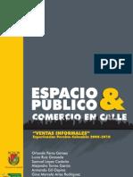 Espacio Publico y Comercio en Calle
